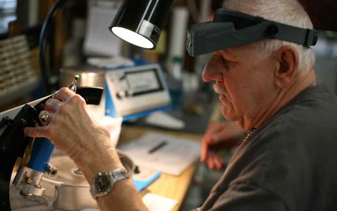 The Life of A Gemstone (& Gem Cutter)