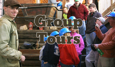 Group Tours Button